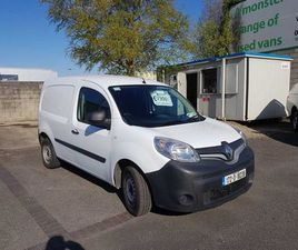 172 RENAULT KANGOO ML19 ENERGY DCI 75 BUSINESS 2D FOR SALE IN LIMERICK FOR €7,450 ON DONED