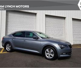 SKODA SUPERB AMBITION 2.0 TDI 150 BHP WITH REAR FOR SALE IN KERRY FOR €25,950 ON DONEDEAL