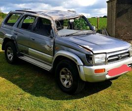 TOYOTA HILUX SURF BREAKING FOR SALE IN MEATH FOR €12,345 ON DONEDEAL