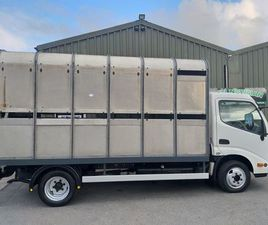 3.5 TON SHEEP/CATTLE TRANSPORTER TOYOTA DYNA FOR SALE IN MEATH FOR €23,500 ON DONEDEAL