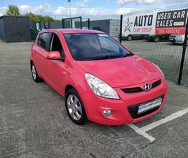 HYUNDAI I20, 2011 FOR SALE IN LIMERICK FOR €5,450 ON DONEDEAL