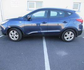 2011 HYUNDAI IX35 1.7 NCT 04/23 TAX 07/21 FOR SALE IN KERRY FOR €5,450 ON DONEDEAL