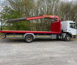 MERCEDES ATEGO 1218 FOR SALE IN LEITRIM FOR €10,000 ON DONEDEAL