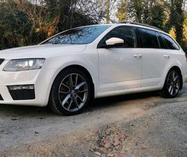 SKODA OCTAVIA VRS FOR SALE IN ARMAGH FOR £11,150 ON DONEDEAL