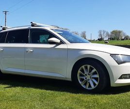 SKODA SUPERB COMBI 2L TDI 150 FOR SALE IN CORK FOR €18,900 ON DONEDEAL