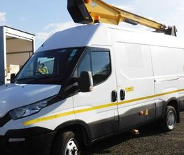 IVECO DAILY, 2016 CHERRY PICKER VERSALIFT HOIST FOR SALE IN DOWN FOR £34,750 ON DONEDEAL