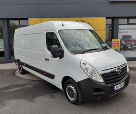 OPEL MOVANO L3H2 3.5T FULLY PLYLINED IN REAR FOR SALE IN TIPPERARY FOR €15,950 ON DONEDEAL