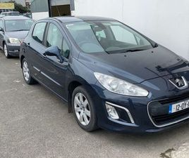 2012 PEUGEOT 308 NEW MODEL FOR SALE IN DUBLIN FOR €3,950 ON DONEDEAL