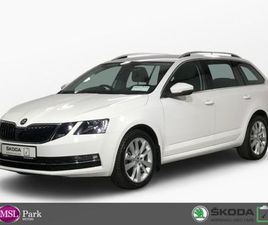 SKODA OCTAVIA COMBI STYLE 1.0TSI 115BHP - DELIVER FOR SALE IN DUBLIN FOR €25,450 ON DONEDE
