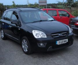 KIA CARENS 2.0 EX D FOR SALE IN WEXFORD FOR €3,450 ON DONEDEAL