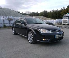 FORD MONDEO ST FOR SALE IN DUBLIN FOR €1,950 ON DONEDEAL