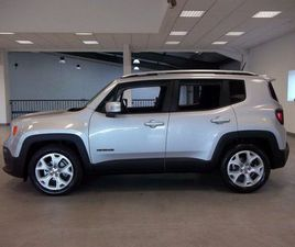 JEEP RENEGADE 1.0 GSE TURBO PETROL 120 BHP-LIMITE FOR SALE IN CORK FOR €31,080 ON DONEDEAL