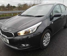 2️ 0 1 5 KIA CEED 1.4 CRDI 1 5DR FOR SALE IN ARMAGH FOR £7,500 ON DONEDEAL