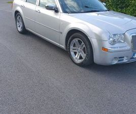 CHRYSLER 300 CRD LIKE NEW 95 A YEAR TAX FOR SALE IN LONGFORD FOR €3,950 ON DONEDEAL