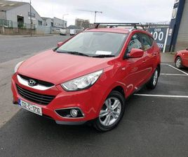 HYUNDAI IX35 1.7 5 DOOR FRESH NCT FOR SALE IN DUBLIN FOR €10,250 ON DONEDEAL