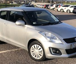 SUZUKI SWIFT FOR SALE IN CORK FOR €8,400 ON DONEDEAL