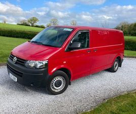 2015 VW TRANSPORTER T6 FOR SALE IN CORK FOR €14,500 ON DONEDEAL