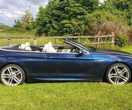 2013 BMW 640D CONVERTIBLE FOR SALE IN LEITRIM FOR €28,000 ON DONEDEAL
