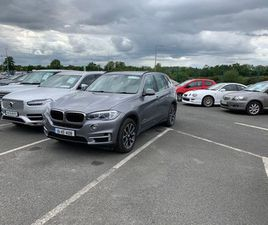 BMW X5 XDRIVE 25D FOR SALE IN KILDARE FOR €29,995 ON DONEDEAL