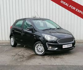 FORD KA+ 1.25 ZETEC 5 DOOR FOR SALE IN TYRONE FOR £9,245 ON DONEDEAL