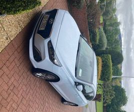 HYUNDAI I30 FASTBACK 2018 SKY BLUE FOR SALE IN DUBLIN FOR €17,200 ON DONEDEAL