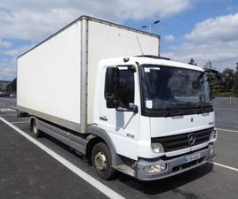 MERCEDES-BENZ ATEGO 816 BLUETECH BOXBODY 23 FT ( FOR SALE IN DUBLIN FOR €10,950 ON DONEDEA