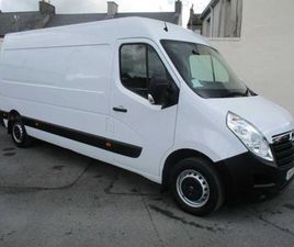 OPEL MOVANO 130PS - FINANCE ARRANGED 16 EURO PER FOR SALE IN TIPPERARY FOR €20,950 ON DONE