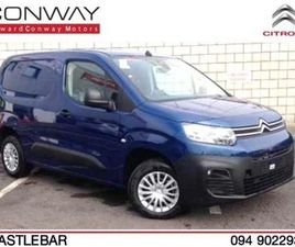 CITROEN BERLINGO AIRCON REV SENSORS SCRAPPAGE D FOR SALE IN MAYO FOR €14,876 ON DONEDEAL