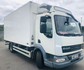 DAF 45/180 12TON MEAT RAILER & LOADING ARM FOR SALE IN DOWN FOR €1 ON DONEDEAL