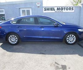 FORD MONDEO ZETEC NAV ECONETIC TDCI 120 ECONETIC FOR SALE IN GALWAY FOR €12,300 ON DONEDEA