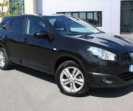 2013 NISSAN QASHQAI +2 1.5 DCI ACENTA PAN ROOF FOR SALE IN GALWAY FOR €8,950 ON DONEDEAL