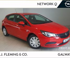 OPEL ASTRA S 1.6CDTI 110PS 5DR FOR SALE IN GALWAY FOR €10,500 ON DONEDEAL