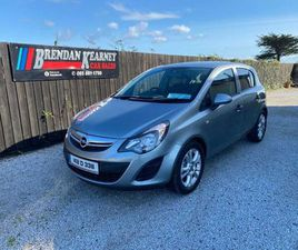 OPEL CORSA, 2014 FOR SALE IN LOUTH FOR €6,650 ON DONEDEAL