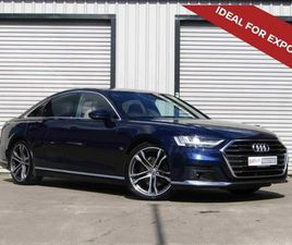 AUDI A8 TDI QUATTRO S LINE UPGRADED 21 ALLOY WH FOR SALE IN TYRONE FOR £32,990 ON DONEDEAL