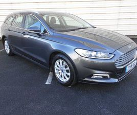 2017 FORD MONDEO 2.0 TDCI ZETEC ESTATE 150BHP -171 FOR SALE IN MONAGHAN FOR €13,950 ON DON