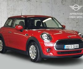 MINI HATCH 1.5 ONE BACK 3DR PETROL MANUAL FWD (12 FOR SALE IN WATERFORD FOR €21,475 ON DON