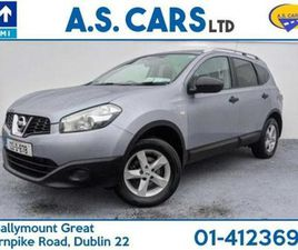 NISSAN QASHQAI +2 1.5D XE FOR SALE IN DUBLIN FOR €9,995 ON DONEDEAL