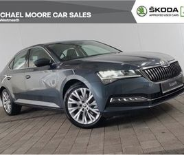 SKODA SUPERB SUPERB STYLE 2.0 TDI 150BHP FOR SALE IN WESTMEATH FOR €41,200 ON DONEDEAL