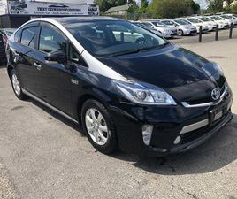 2014 AUTOMATIC TOYOTA PRIUS PHV PLUG IN FOR SALE IN DUBLIN FOR €14,850 ON DONEDEAL