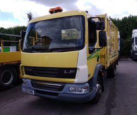 DAF 45 7.5TON 2012 TIPPER FOR SALE IN DOWN FOR €1 ON DONEDEAL