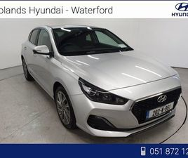 HYUNDAI I30 FASTBACK T-GDI 5DR FROM 77 PER WEEK FOR SALE IN WATERFORD FOR €23,900 ON DONED