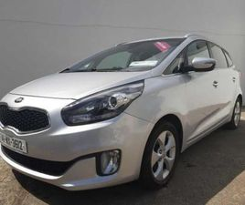KIA CARENS ( 141 ) 1.7 CRDI 2 ECO 7 SEATS 5DR FIN FOR SALE IN WEXFORD FOR €9,595 ON DONEDE