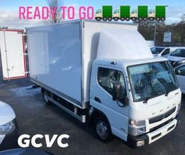 MITSUBISHI CANTER 2021 FUSO CANTER 3C13 14FTX7FTX FOR SALE IN DUBLIN FOR €32,500 ON DONEDE