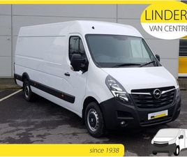 OPEL MOVANO 14FT L4H2 0 FINANCE FOR 212 FOR SALE IN DUBLIN FOR €26,445 ON DONEDEAL