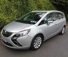 OPEL ZAFIRA TOURER LOW MILEAGE HIGH SPEC PRISTI FOR SALE IN DUBLIN FOR €9,950 ON DONEDEAL