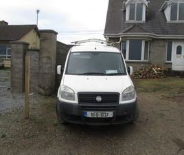 FIAT DOBLO CARGO FOR SALE IN WEXFORD FOR €2,600 ON DONEDEAL