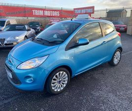 FORD KA 1.2 LITRE PETROL 2013 FOR SALE IN MEATH FOR €5,500 ON DONEDEAL