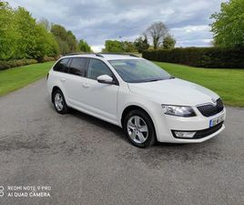 132 SKODA OCTAVIA 2.0TDI 150 6 SPEED TAX AN TESTED FOR SALE IN MEATH FOR €9,450 ON DONEDEA