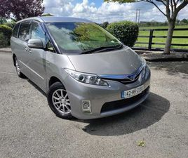 2014 TOYOTA ESTIMA HYBRID 7 SEATER FOR SALE IN MEATH FOR £24,950 ON DONEDEAL