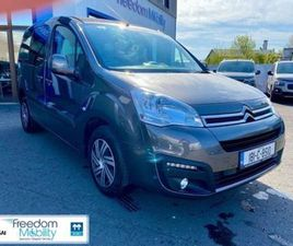 CITROEN BERLINGO MULTISPACE WHEELCHAIR TAXI SPEC FOR SALE IN MAYO FOR €19,950 ON DONEDEAL